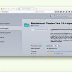 Tabs im Firefox nicht schmaler machen, wenn viele offen sind