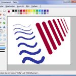 Paint: Größe von Werkzeugen stufenlos verstellen