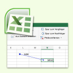 Bezüge in Formeln von Excel-Tabellen grafisch veranschaulichen