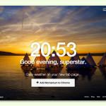 Momentum: Neuer-Tab-Seite von Google Chrome anpassen