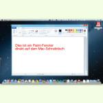 Mac- und Windows-Desktop miteinander koppeln