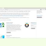 Microsoft Edge: Erweiterungen manuell laden