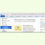 Alte Office-Dokumente ins neue Format konvertieren