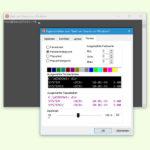 Fenster-Transparenz der Bash-Shell in Windows 10 anpassen