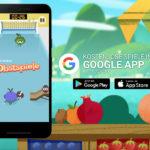 GRATIS: Olympische Obst-Spiele auf dem Handy
