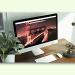 Uhr, To-Do-Liste und interaktive Poster für den Browser