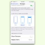 Hinweise in iOS 10 wieder automatisch verschwinden lassen