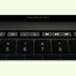 Helligkeit der Tastatur über die Touch Bar ändern