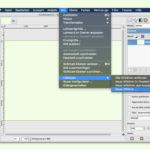 GIMP: Genaue Hilfslinie erstellen