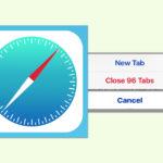 iOS: Alle Tabs auf einmal beenden