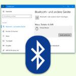 Bluetooth-Geräte trennen