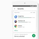 Googles App Family Link für Eltern
