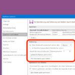 OneNote: Back-ups wieder speichern