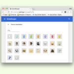 Symbol des Chrome-Profils ändern