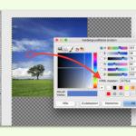 Hex-Wert von Farben auslesen