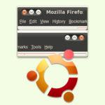 Ubuntu-Fenster: Buttons nach rechts