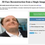 3D- Selfies mit nur einem Foto erstellen