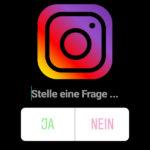 Umfragen in Instagram erstellen