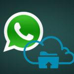 WhatsApp Back-Up erstellen und abrufen