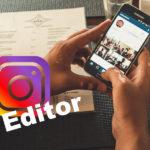 Instagram-Filter als Editor nutzen, ohne zu posten