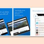 Edge-Browser auf Android installieren