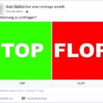 Umfrage in Facebook erstellen