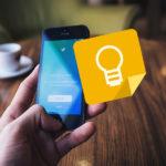 Tweets mit Google Keep für später speichern