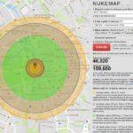 Nukemap: Wenn eine Atombombe Berlin trifft